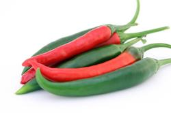 Chilli Vegetables in Hindi