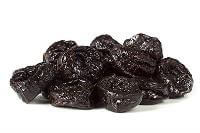 Prunes meaning in hindi