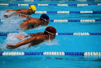 sport name Swimming